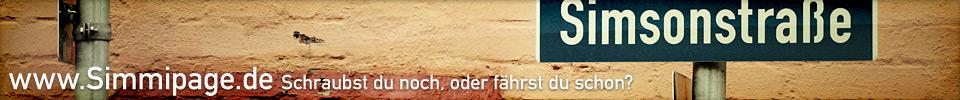 www.Simmipage.de - Schraubst du noch, oder fährst du schon?