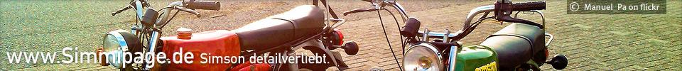 www.Simmipage.de - Simson detailverliebt.