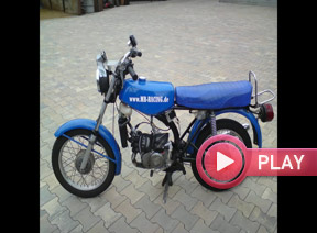 Video-Thumbnail Simson Extrem Tuning by ZT-Tuning Vmax 150KMH